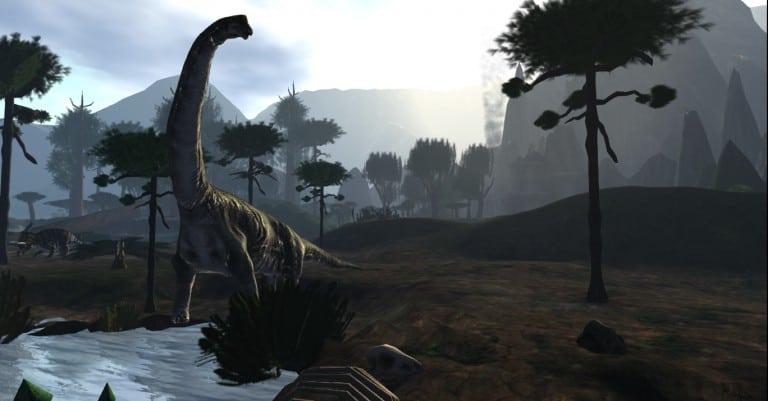 Brachiosaurus Fullscreen