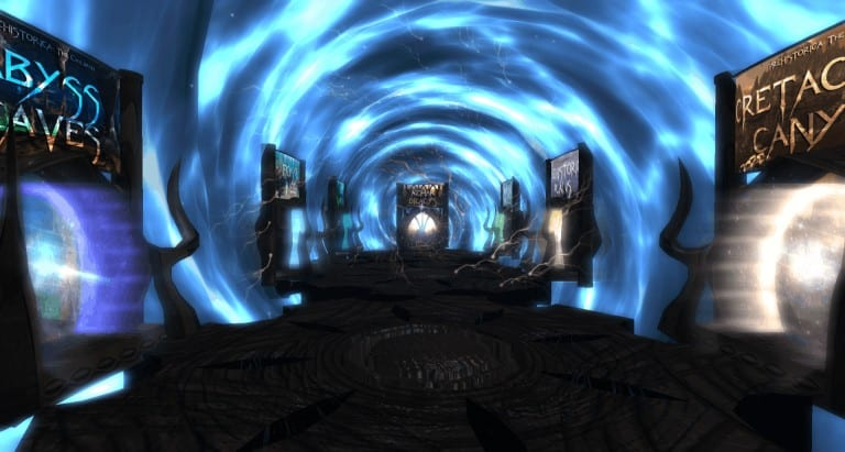 Time Portals