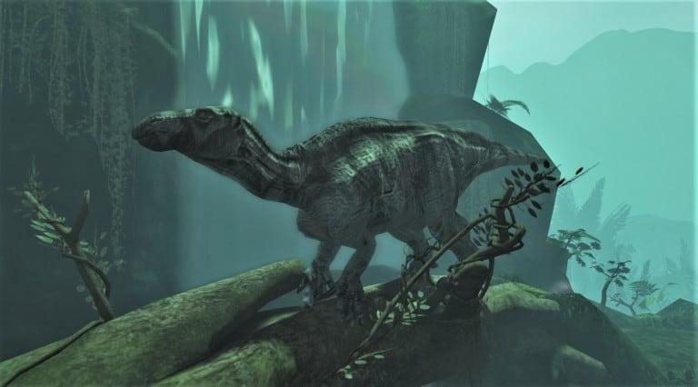 Iguanodon 7 edit cmp
