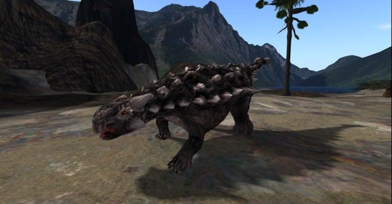 Ankylosaurus Snapshot_044