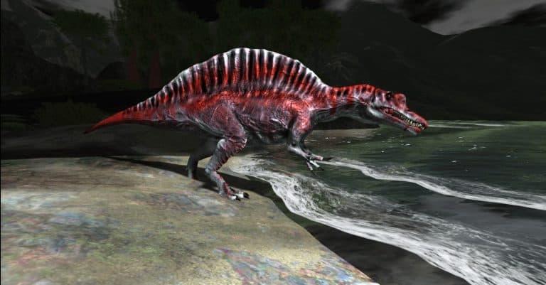 Spinosaurus_007 flip