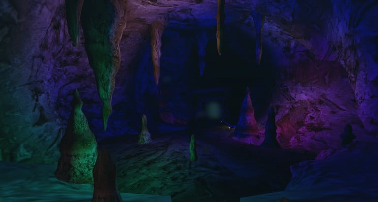 7. Abyss Cavern